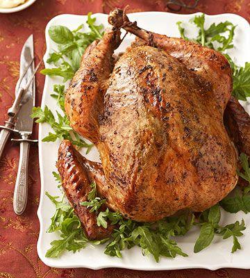 Savory Herb Salt Rub for Turkey