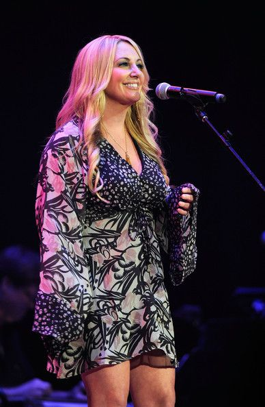 Lee Ann Womack performs onstage at the 5th Annual ACM Honors at Ryman Auditorium on September 19, 2011 in Nashville, Tennessee.  (September 18, 2011 - Source: Frederick Breedon IV/Getty Images North America)