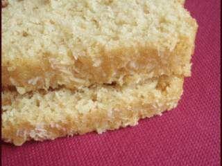 Cake moelleux à la noix de coco et citron vert, Recette Ptitchef