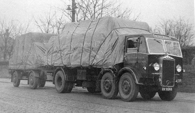 1938 Albion CX27