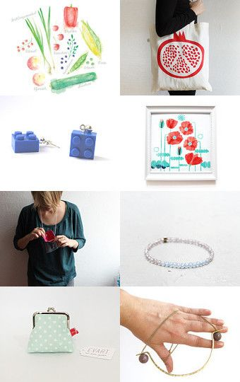 Save the date: Etsy zu Hause in Wien, 12. - 19. 9. 2015 by Nora on Etsy--Pinned with TreasuryPin.com