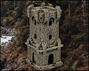 Hirst Arts Fantasy Architecture Inc. Build your own castles easily. -- for when I have lots of time and patience!