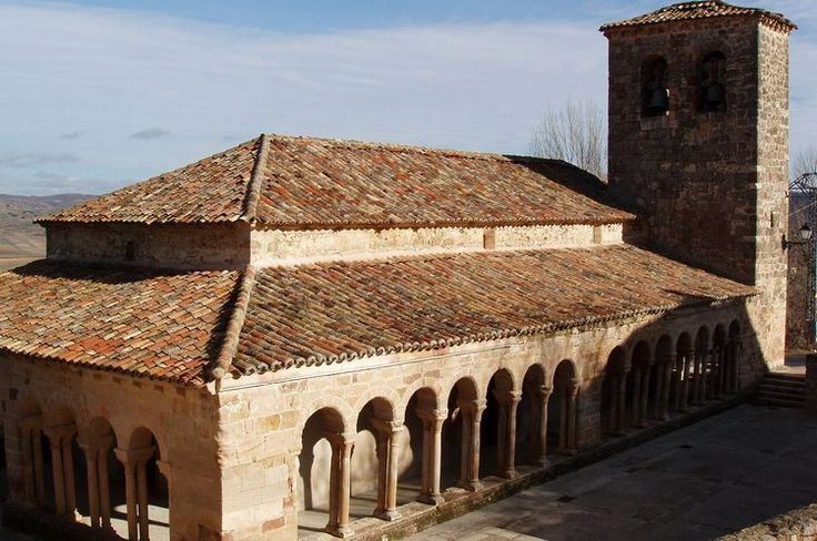 The Romanesque Architecture of Medieval Europe