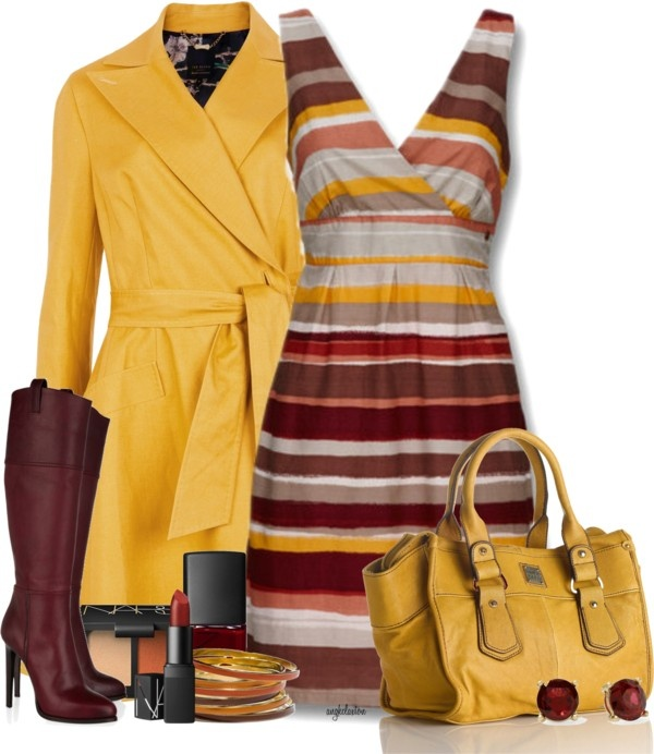 """School Days #150"" by angkclaxton on Polyvore"