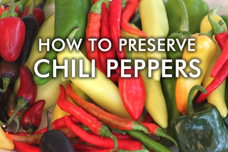Preserve and Chili on Pinterest