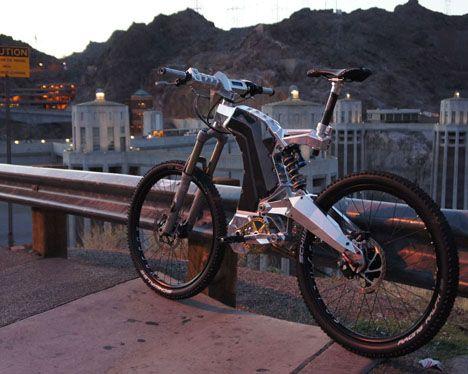 m55 electric bike. 45mph $35,000