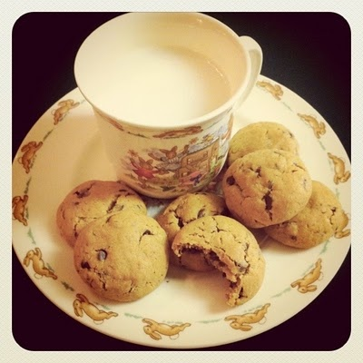 outrageous chocolate chip cookies | get in my belly | Pinterest