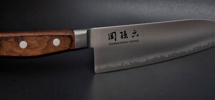 Нож универсальный КАI 15см Seki Magoroku Vintage MGV-0501, фото 3