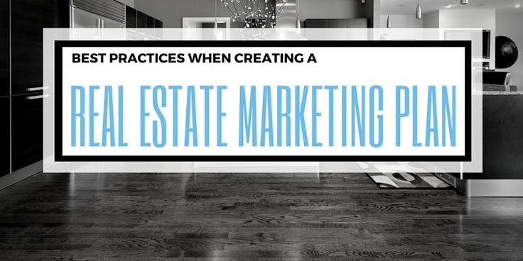 Because the activities you should be doing aren't always what you WANT to be doing - write down your plan, and it'll be easier. #realestatemarketing #marketingplan