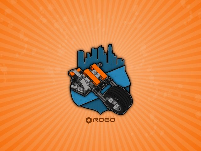 CityCAMP Mindstorms NXT Wallpaper