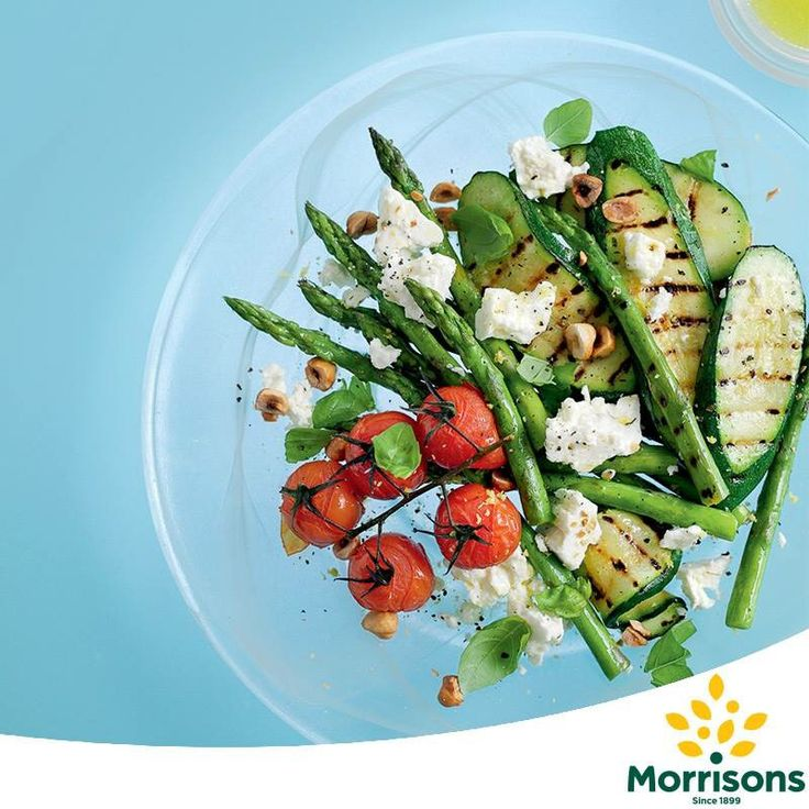 Take your salad game to the next level with theis chargriled veg salad recipe po.st/ChargrilledVeg…