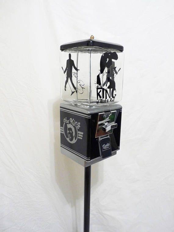 machine à bonbons gumball vintage de machine Gumball