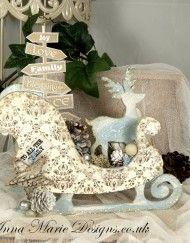 3d small sleigh kit