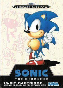 Sonic the Hedgehog (Sega Mega Drive) This game came out of nowhere for me, the music, the color, the speed!