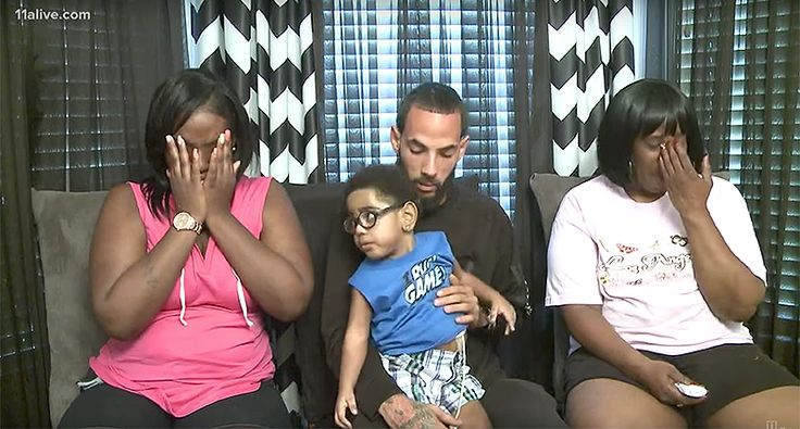 Atlanta hospital blocks father from donating kidney to his 2-year-old son because of a parole violation