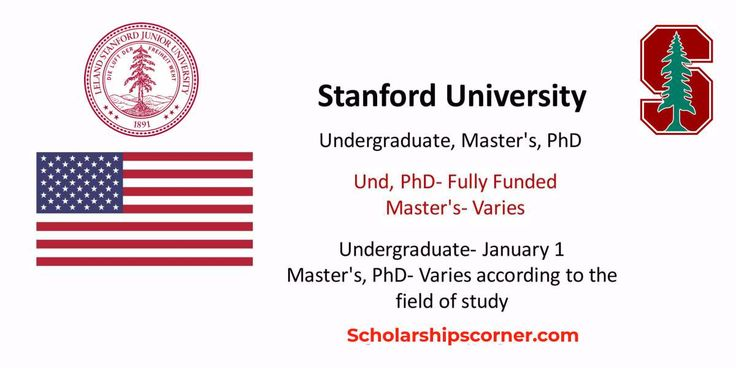 Stanford University, which is thought to be outstanding amongst other colleges on the planet. is providing scholarships to worldwide students. It is situated in Stanford, California, which is situated close to the Silicon Valley. This college was established in 1885 by the Stanfords to honor...