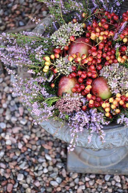 Autumn planter