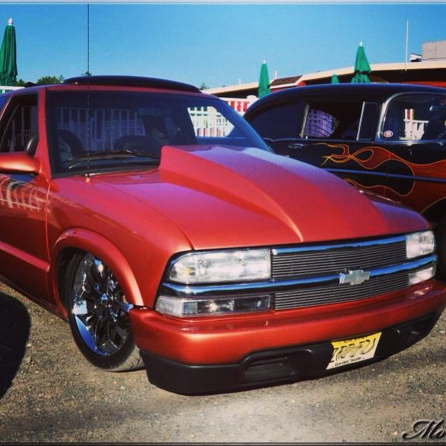 259 Best Images About Chevy S10 & GMC S15 Pickups! On