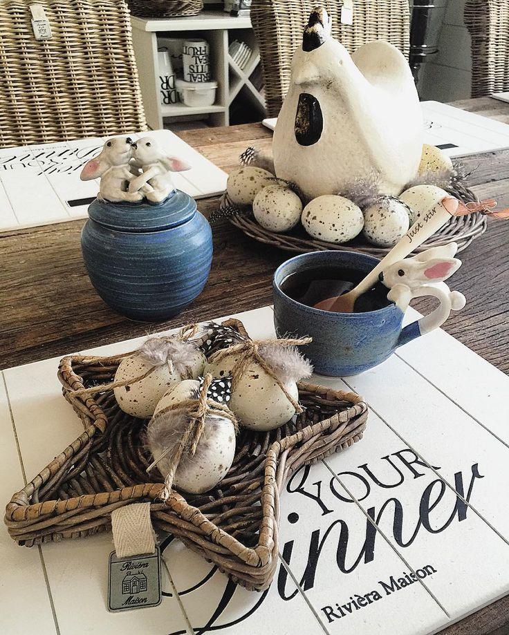 Hyvää huomenta❤️ #goodmorning #kitchen #kitchenware #easter #weekend #teatime #rivieramaison #inspiration #inspiroivakoti #hem_inspiration #passion4interior #paradisetinterior #finahem #lovelyinterior #interior4you #interior4all #interiorinspiration #interiorandhome