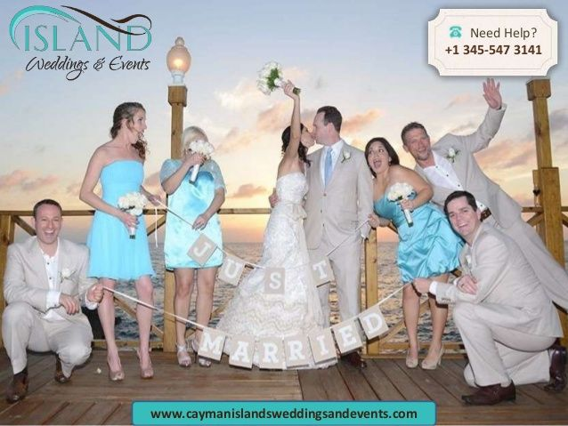 Let us help you in planning a perfect barefoot beach wedding in Cayman.