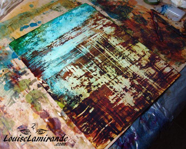 1000 id es sur le th me tutoriels peinture acrylique sur pinterest peintures acryliques cours. Black Bedroom Furniture Sets. Home Design Ideas
