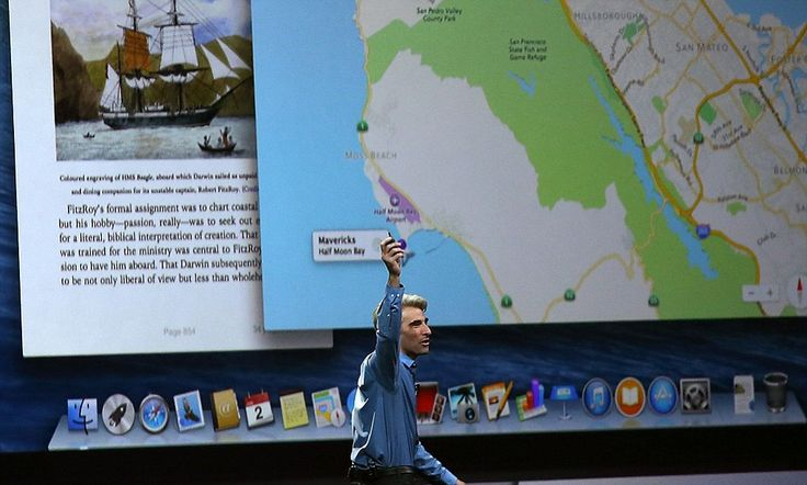 Apple gears up for its annual developer conference - please click for the full article on iOS 8 & Yosemite...x