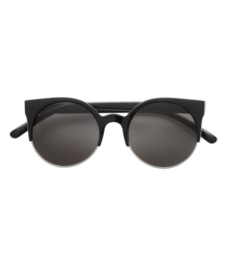 Sunglasses with plastic and metal frames and tinted lenses. UV-protective. | H&M Accessories