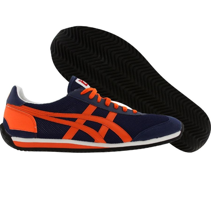 Asics.Onitsuka.Tiger.California.78.OG.(navy./.orange)Authentic Shoes, Shoes D040N 5009, Women Fashion, Gift Ideas, Foot Wear, Onitsuka Tigers, Foot Soldiers, Asics Onitsuka, Shoes Asics
