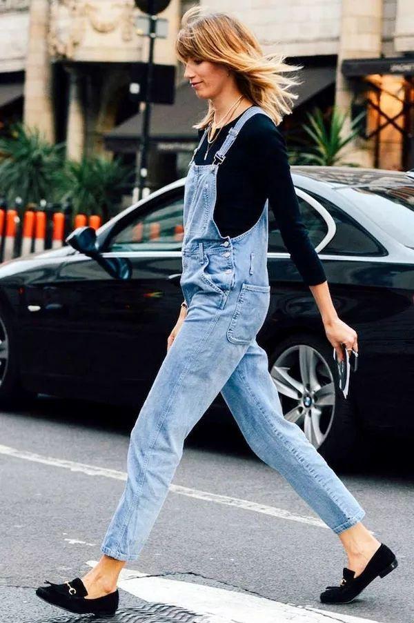Top 17 idei despre jardineira jeans feminina pe pinterest for Jardineira jeans c a