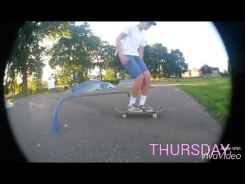 5 days of Skate