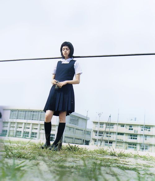 市川実日子 Ichikawa Mikako,Blue