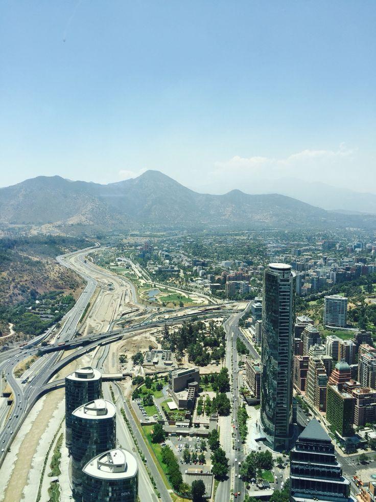 Sky costanera Mirador, piso 62.