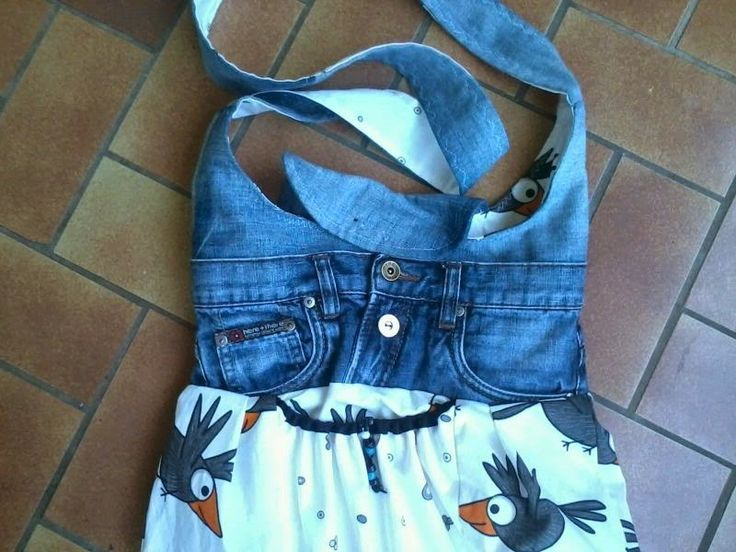Freebook: Upcycling Jeanshos