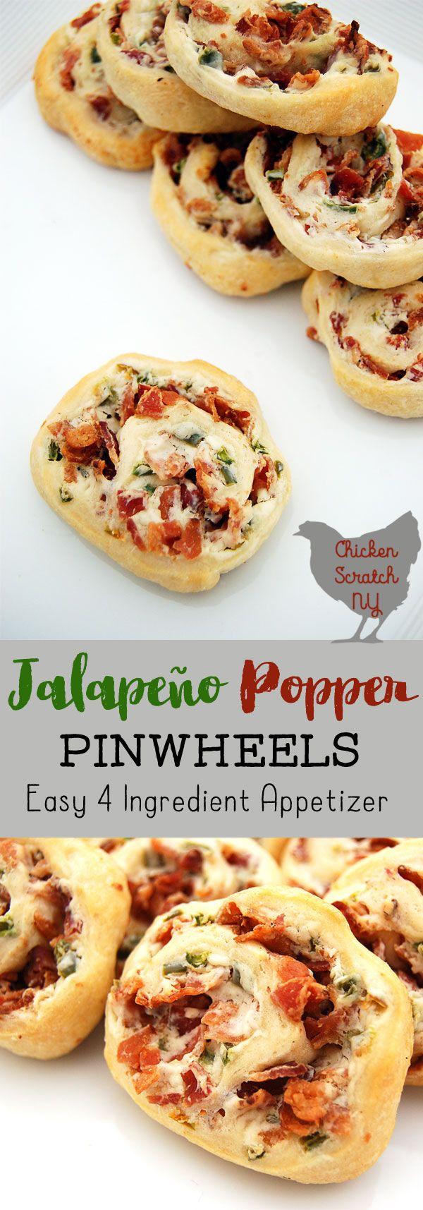#appetizer #jalapeno #crescentroll #4ingredients via @AleciaCSNY