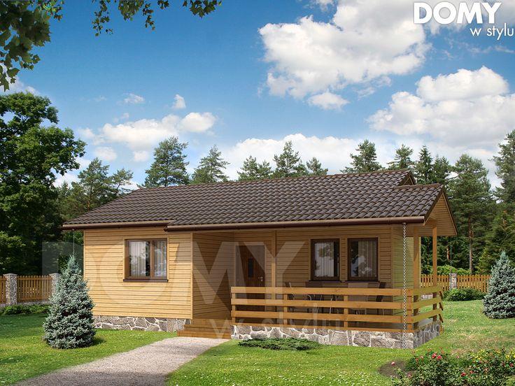 DOM PROJEKT BEST DR-S 35 m² -