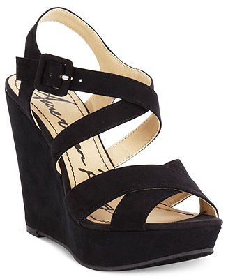 American Rag Rachey Platform Wedge Sandals - All Women's Shoes - Shoes - Macy's