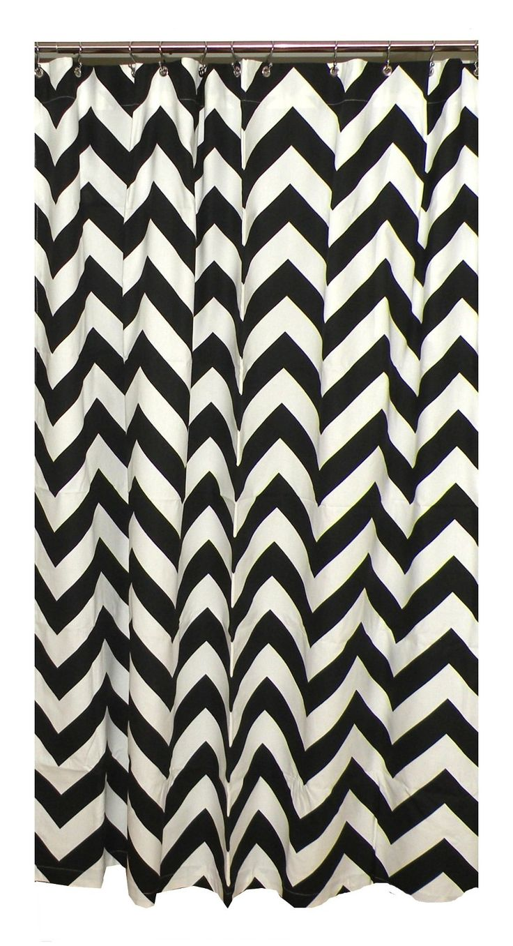 Chevron Shower Curtain Cheap