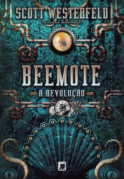 BEEMOTE - VOL. 2: A REVOLUÇAO - Scott Westerfeld - Livro