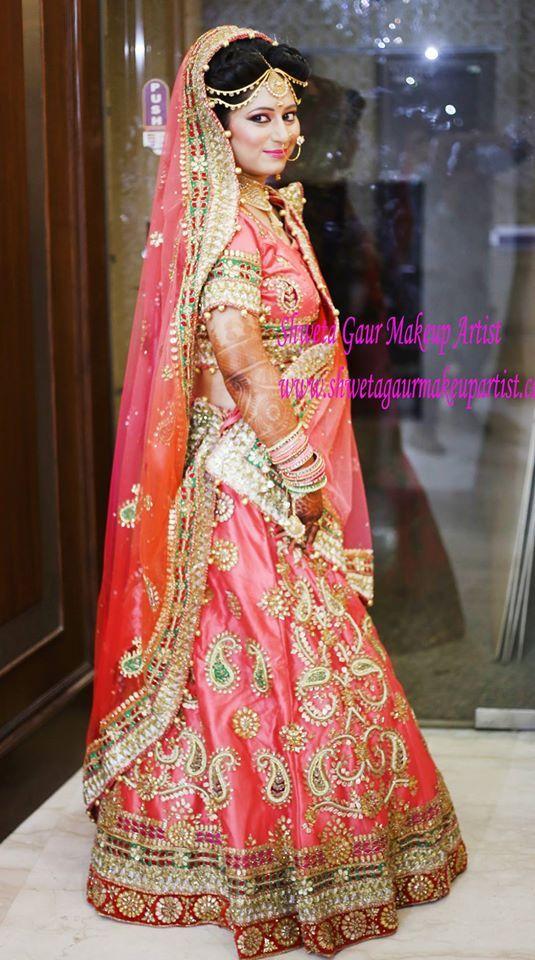 (14) Shweta Gaur Makeup Artist And Academy