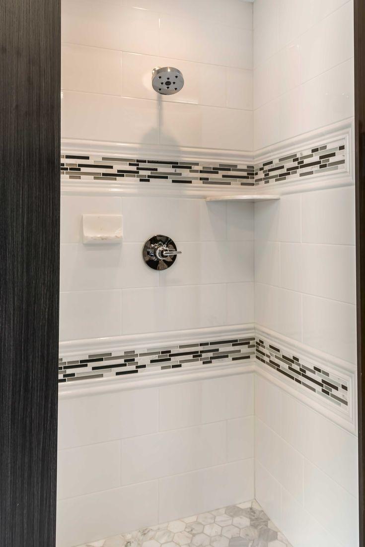 Inspirational Ceramic Tile for Shower