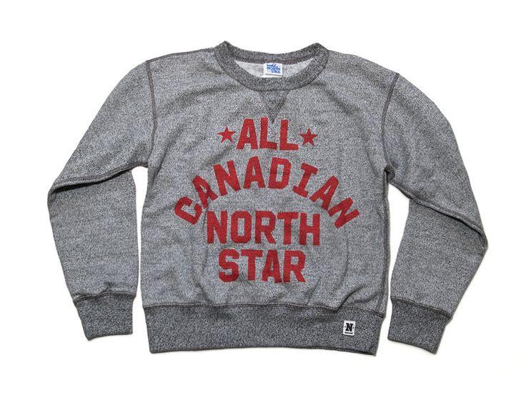 #AllCanadian Crew Neck Sweatshirt