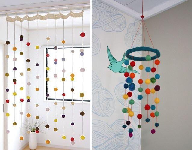 17 melhores ideias sobre cortinas de bolinhas no pinterest ...