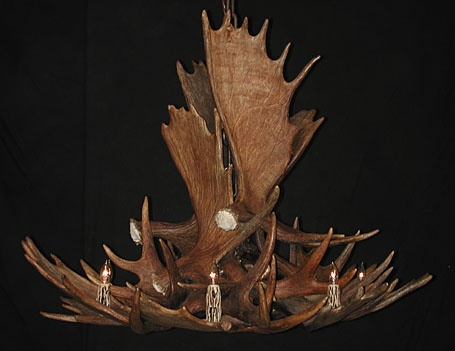 antler light deer antler chandelier deer antler lamp deer antler