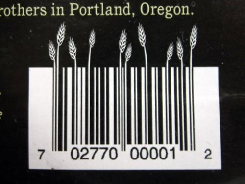 44 best creative thinking barcode images on pinterest for Food barcode