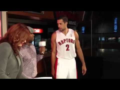 Behind The Scenes at Media Day