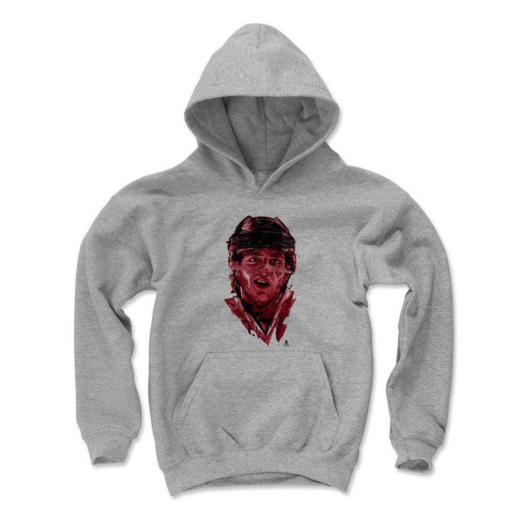 Patrick Kane Officially Licensed NHLPA Chicago Youth Hoodie S-XL Patrick Kane Portrait R