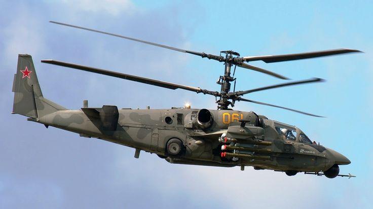 Kamov Ka-52 Alligator – Russian Air Force – ★ Mil Mi-24 Hind ★