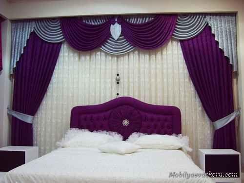 awesome Yatak Odası Perdeleri…