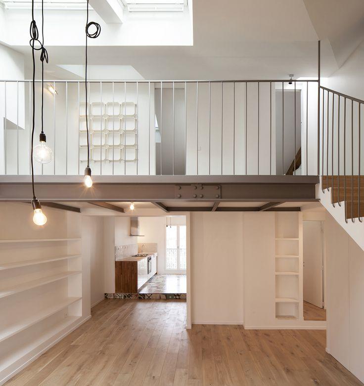 Gallery - Duplex in Saint-Mande / CAIROS Architecture et Paysage - 21
