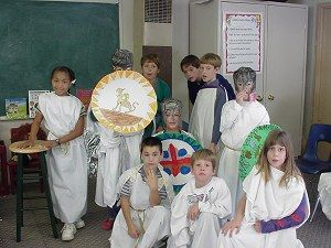 Greek Mythology and Ancient Greece Thematic Unit